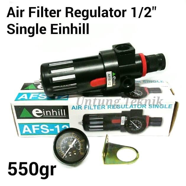 harga Air filter regulator einhill afs-12 Tokopedia.com