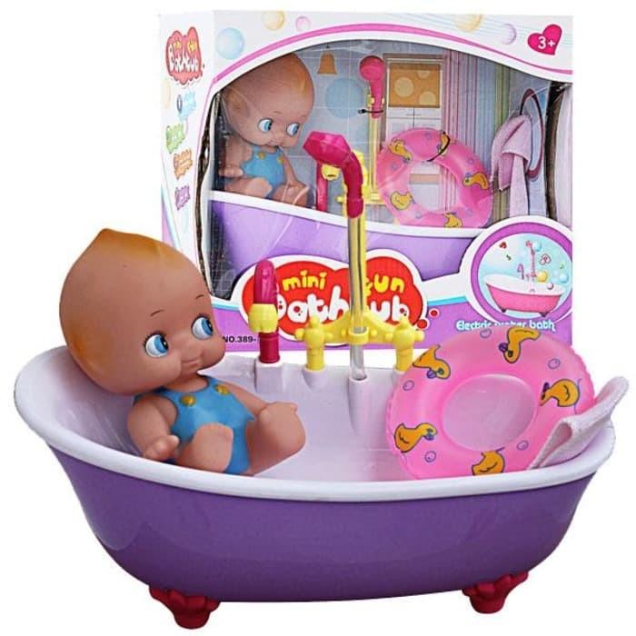 Mainan Bayi Mandibathtub Baby New Edition - Cek Harga Terkini dan ... bca9645a27