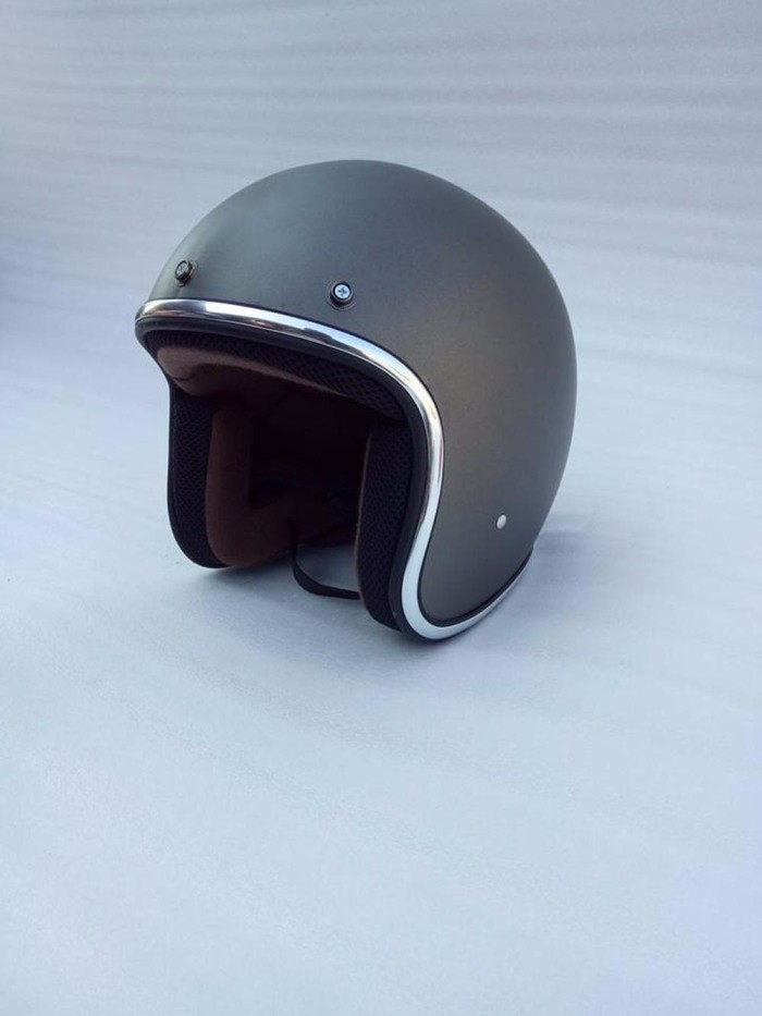BEST Helm Bell Custom 500 Half Face Retro 1