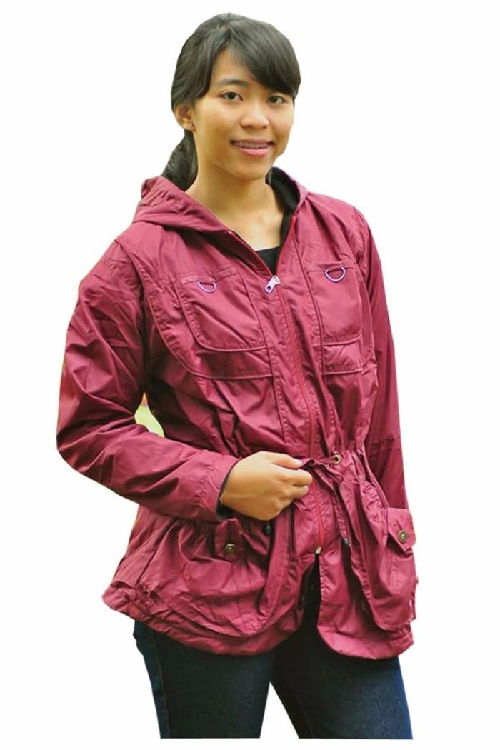 Katalog Jaket Parasut Wanita DaftarHarga.Pw