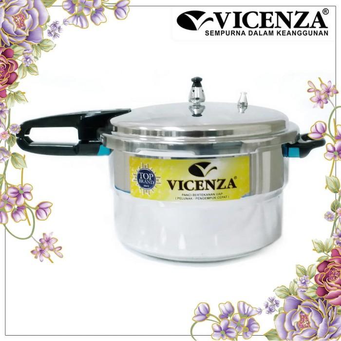 harga Vicenza pressure cooker 28 cm panci presto vp312 Tokopedia.com