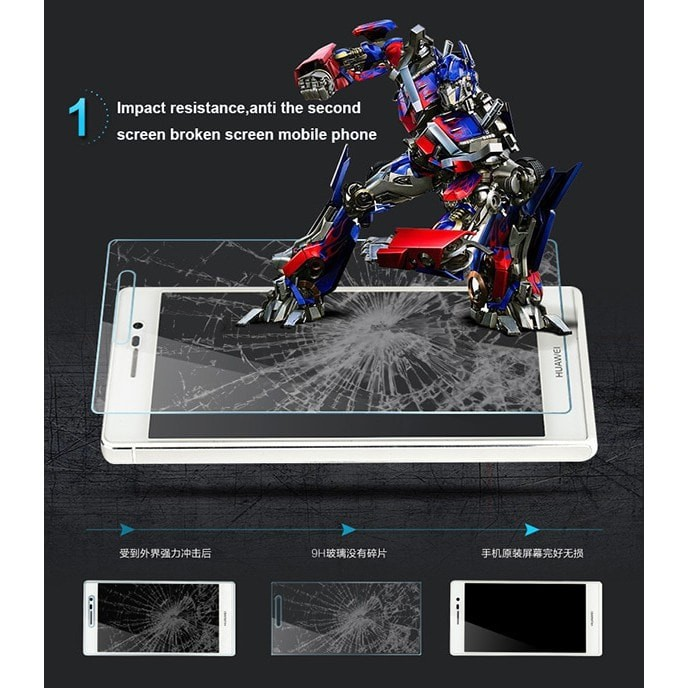 Tempered Glass Smartfren Andromax L FX Screen Protector An Murah
