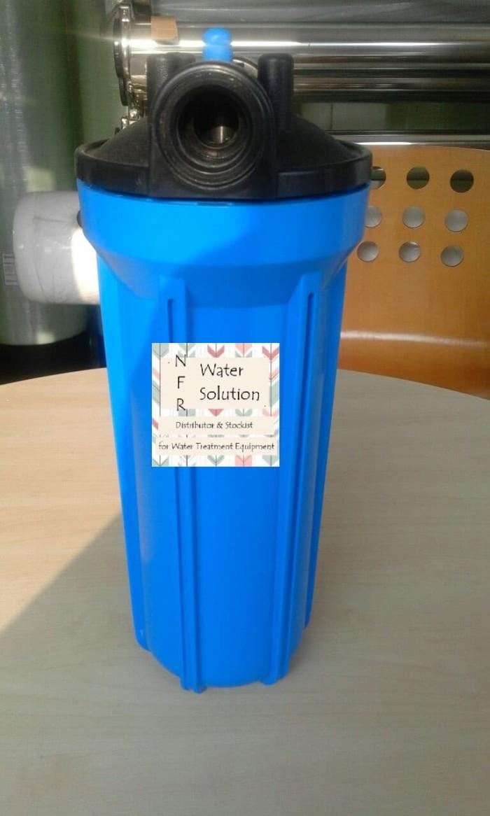Jual Paket Filter Air Cartidge Polos 10 Housing Cartridge Blue Cari Produk Laris Barang Unik Alat