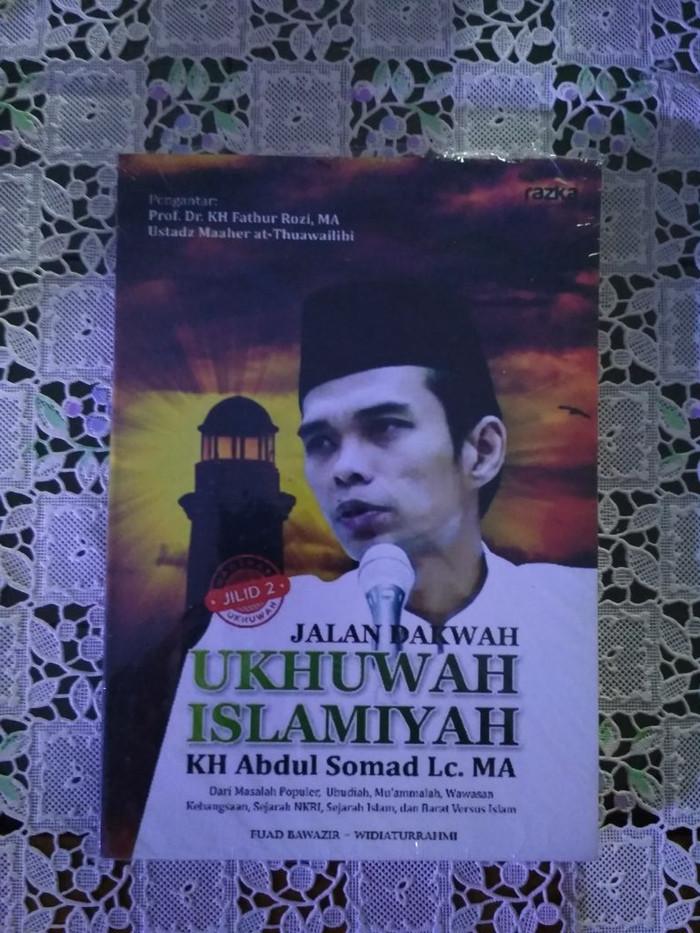 harga Buku ukhuwah islamiyah - ustadz abdul somad Tokopedia.com