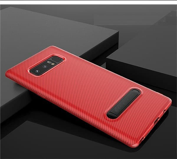 harga Samsung note 8 carbon case with seamless kickstand Tokopedia.com