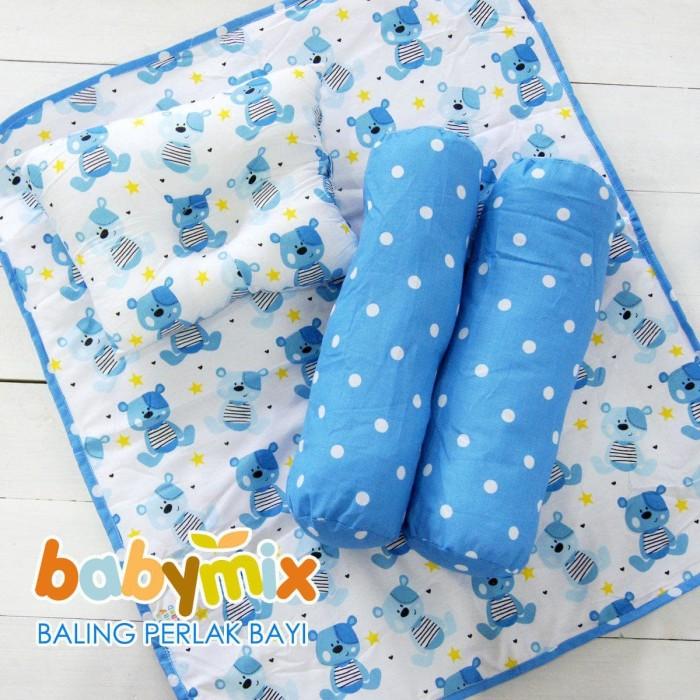Babymix - bantal guling perlak bayi