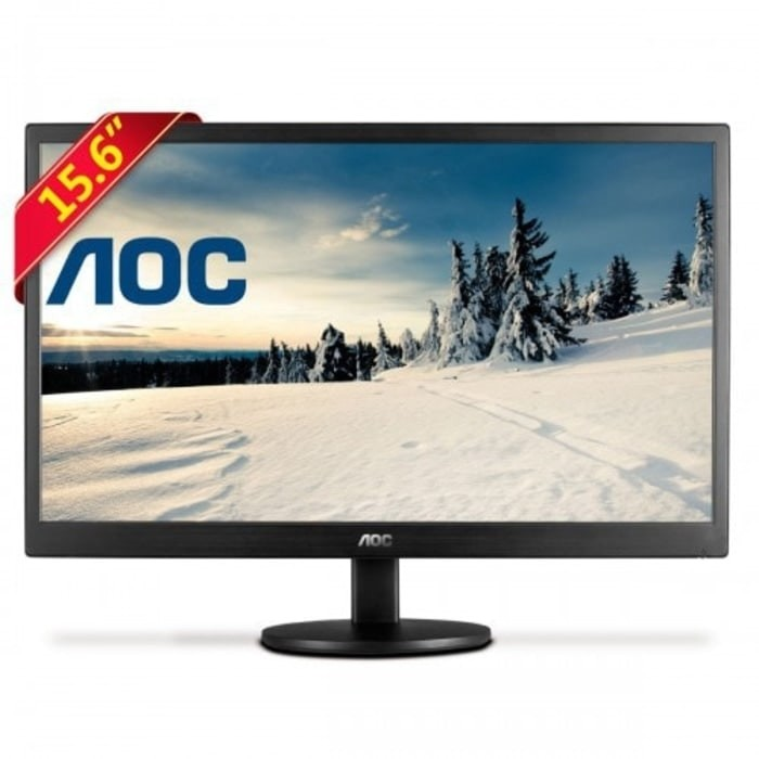 harga Monitor led aoc 16  [e1670sw] Tokopedia.com