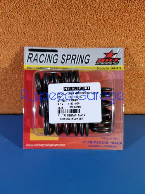 harga Per Klep Brt Sonic 150, New Cb 150, Supra Gtr, New Cbr 150r & Cbr 250r Tokopedia.com