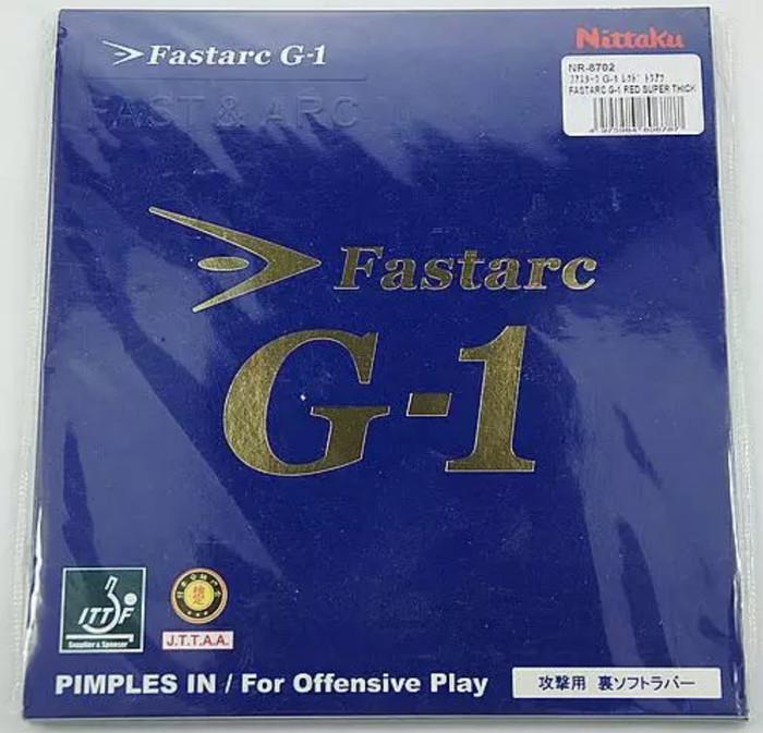 harga Karet pingpong / tenis meja nittaku fastarc g1 Tokopedia.com