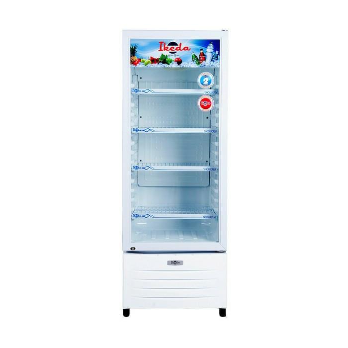 harga Show case ikeda japan teknologi isc 200 /kulkas minuman promo murah Tokopedia.com