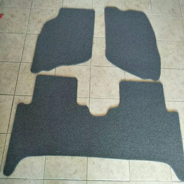 Karpet Mie Comfort 17mm Mobil Honda Jazz Idsi Baris 1 2 Non Bagasi
