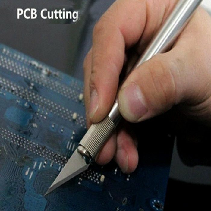 Foto Produk cutter pen pisau ukir dari hobby toys 57