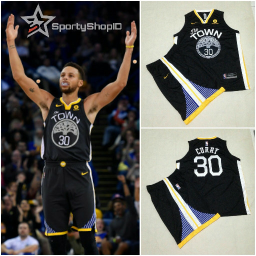297a30032b35 Jual JERSEY BASKETBALL NBA SWINGMAN STEPHEN CURRY GOLDEN STATE ...