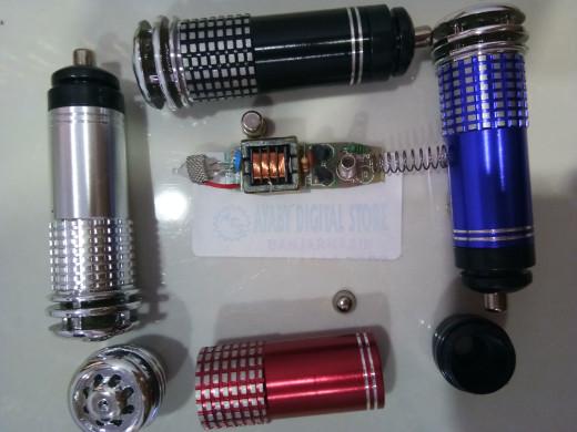 harga Air purifier socket lighter / ionizer / pembersih udara mobil Tokopedia.com