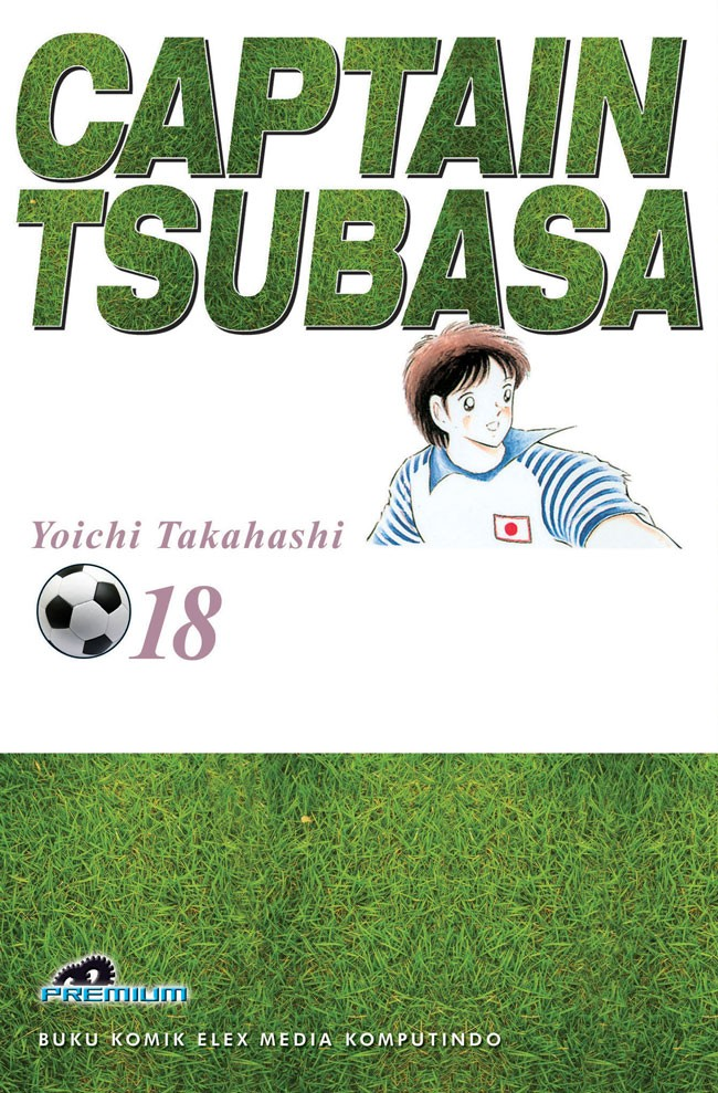 harga Captain tsubasa (premium) 18 Tokopedia.com
