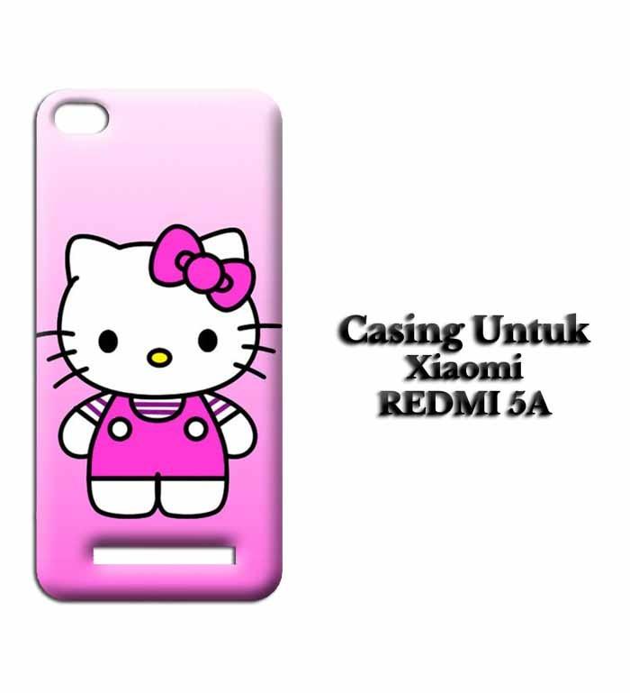 harga Casing xiaomi redmi 5a cute hello kitty 2 custom hard case Tokopedia.com
