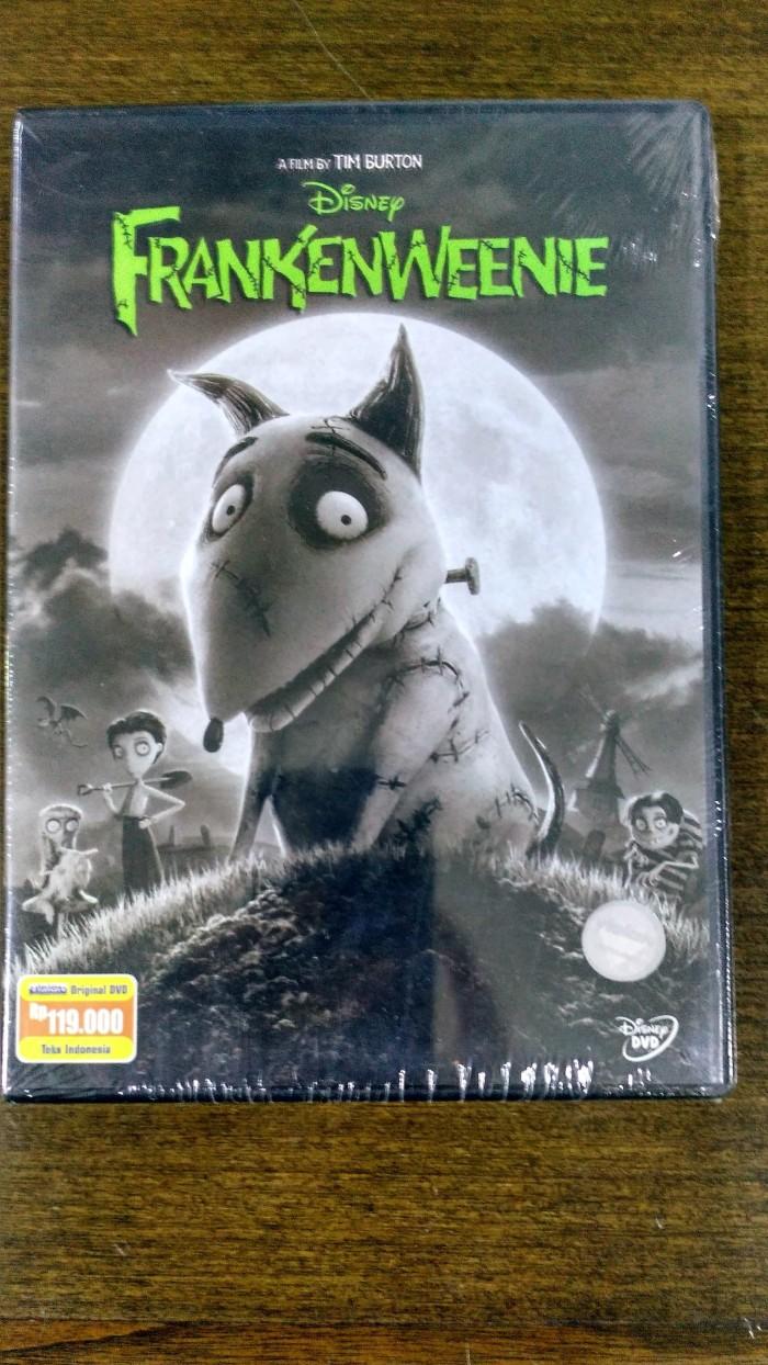 harga Dvd original frankenweenie Tokopedia.com