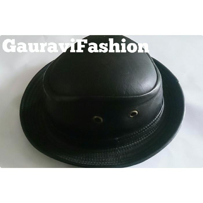Jual topi laken kulit - gauravi fashion  44c1084ad3