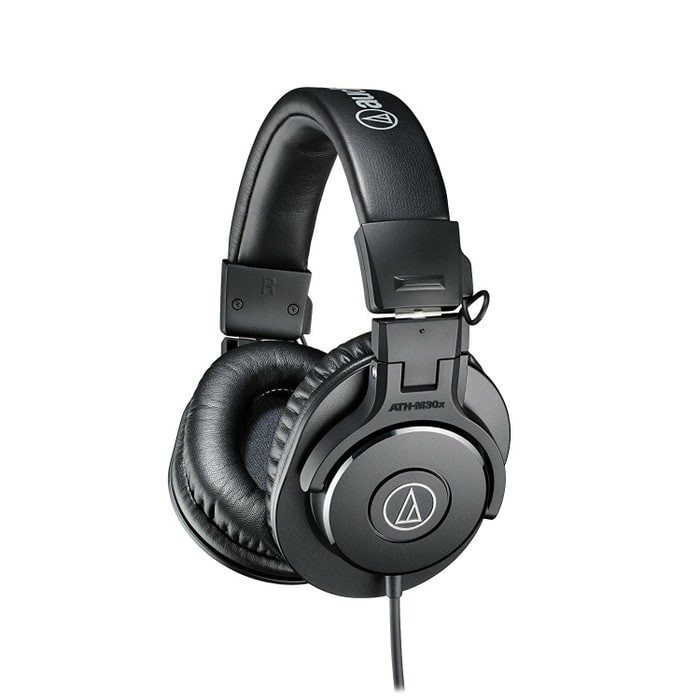 harga Audio technica ath-m30x professional studio monitor headphones Tokopedia.com