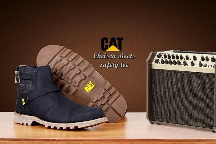 Jual New Promo Sepatu Boots Pria Caterpillar Orginal Replika Import ... e03fc8c37d