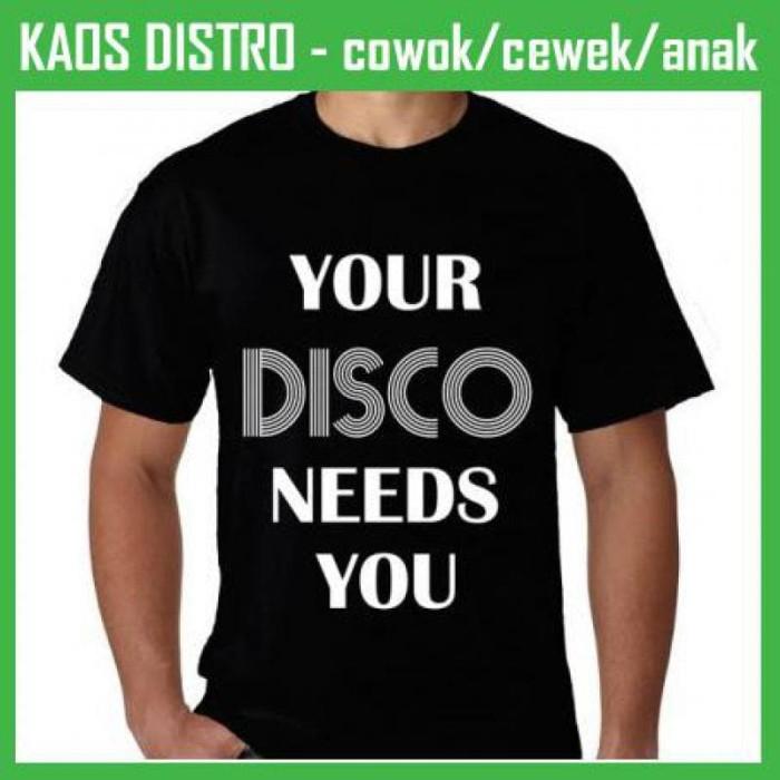 harga Kaos kylie minogue - your disco needs you xd12 oblong distro Tokopedia.com