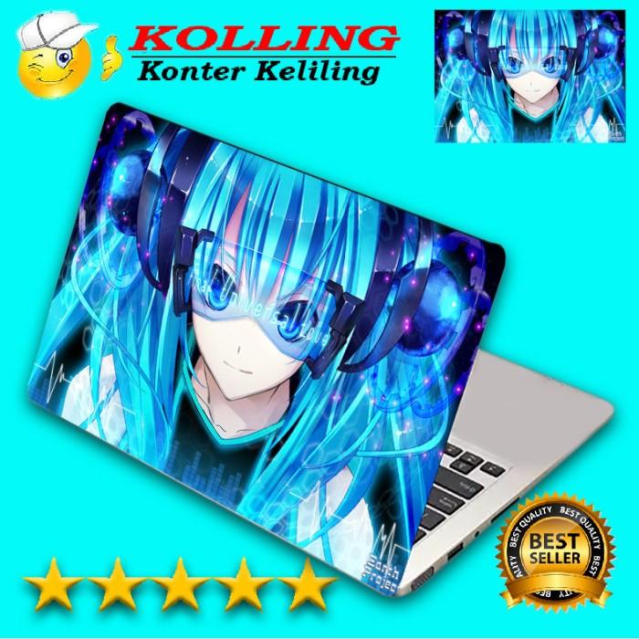 Garskin laptop anime skin laptop stiker laptop
