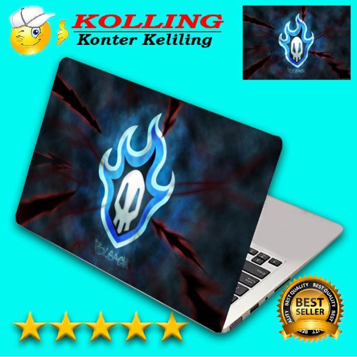 Garskin laptop anime bleach 5 skin laptop stiker laptop