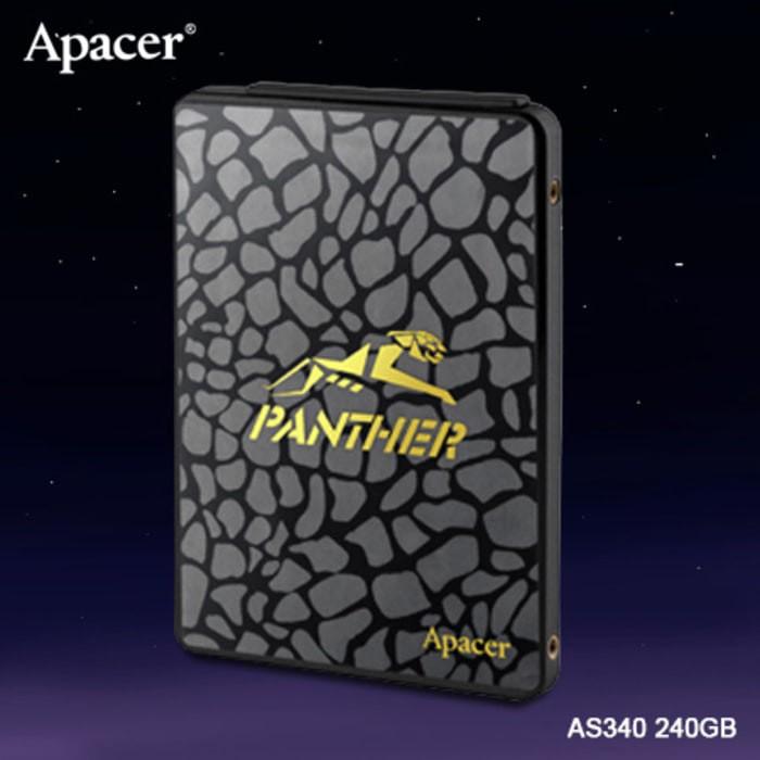SSD Apacer AS340 PANTHER 240GB