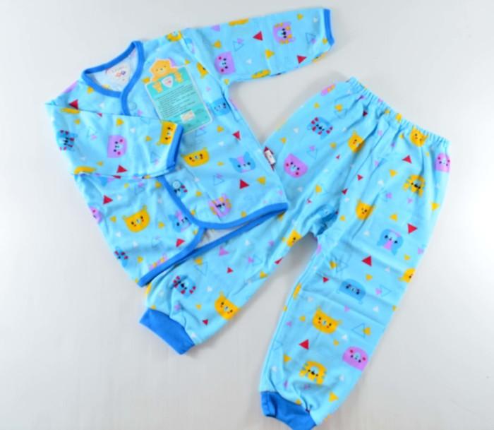 harga Libby grosir min 3 setelan baju & celana panjang bayi/baby s,m,l Tokopedia.com
