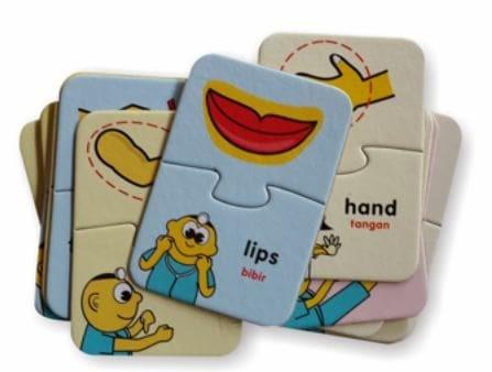 harga Mainan edukasi anak puzzle our body anggota tubuh puzzlo balita paud Tokopedia.com