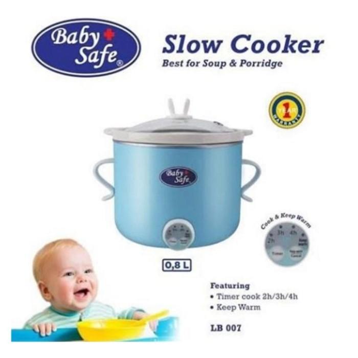 BABY SAFE SLOW COOKER DIGITAL LB007