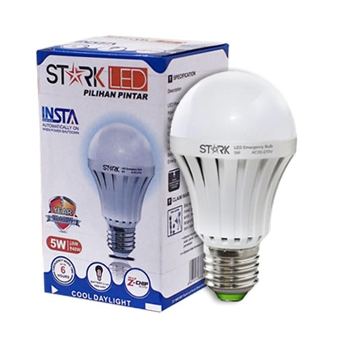 harga Lampu emergency led / led emergency 5 watt stark insta - st1mb5wp Tokopedia.com
