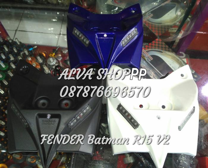 harga Fender r15 v2 model batman Tokopedia.com