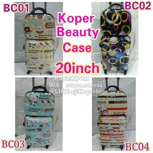 Katalog Beauty Case Travelbon.com