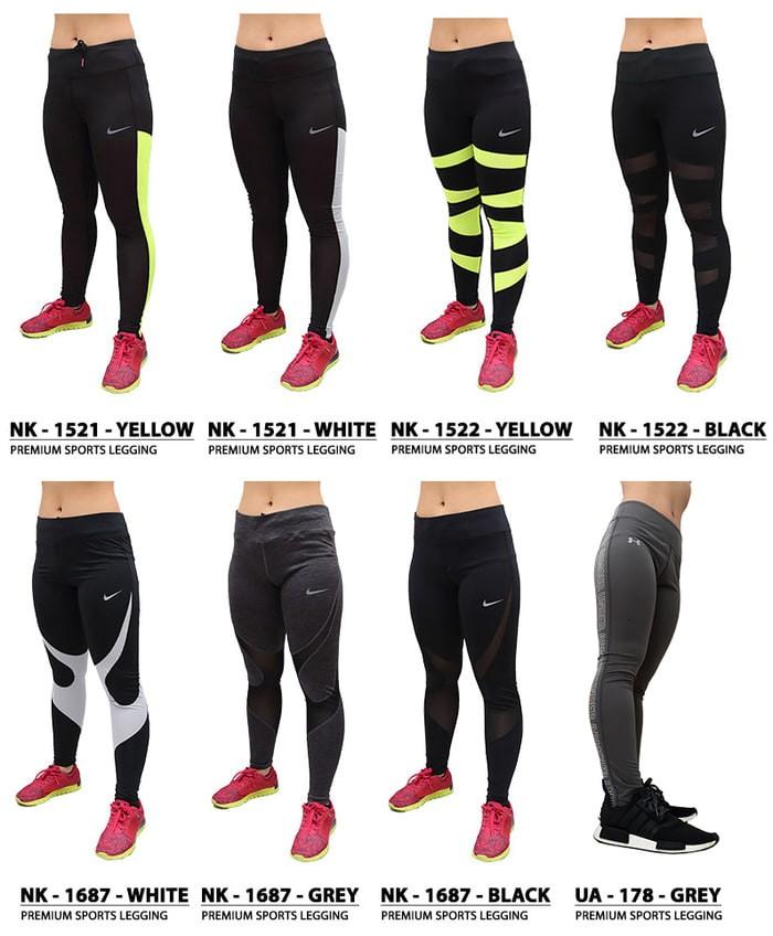 Jual Legging Terbaru Celana Celana Legging Sport Wanita Adidas Nike Under Jakarta Barat Fashion 86 Tokopedia