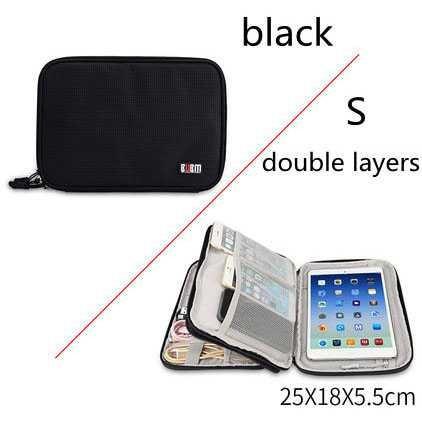 harga Bubm tas gadget organizer - dio (original) size double s dompet tempat Tokopedia.com