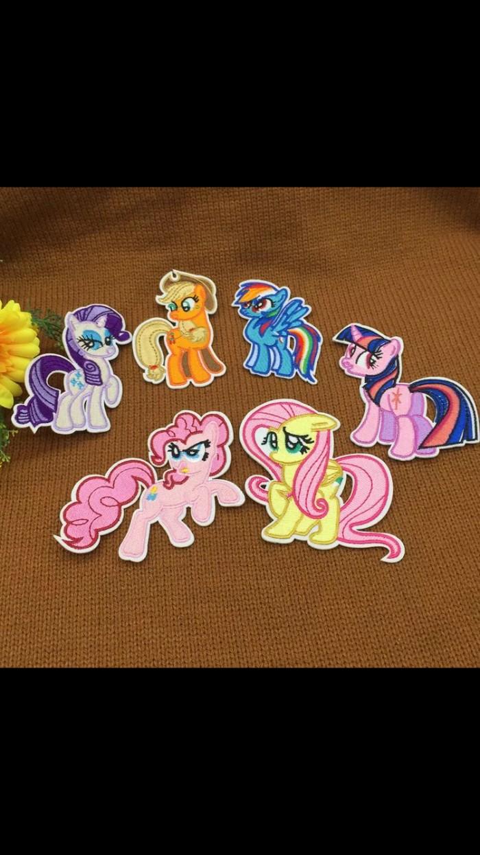 Jual Iron Patch Emblem My Little Pony Jakarta Selatan Monas Shopp
