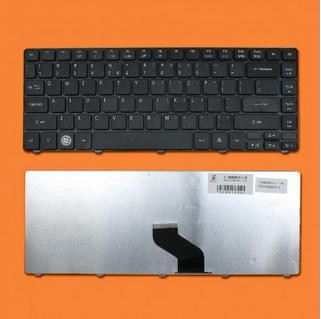 LIMITED EDITION Keyboard ACER Aspire 4736 4738 4741 4750 4752 4810T BL