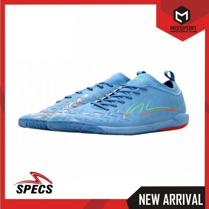 harga Sepatu futsal specs cyanide galaxy in 400708 murah original Tokopedia.com