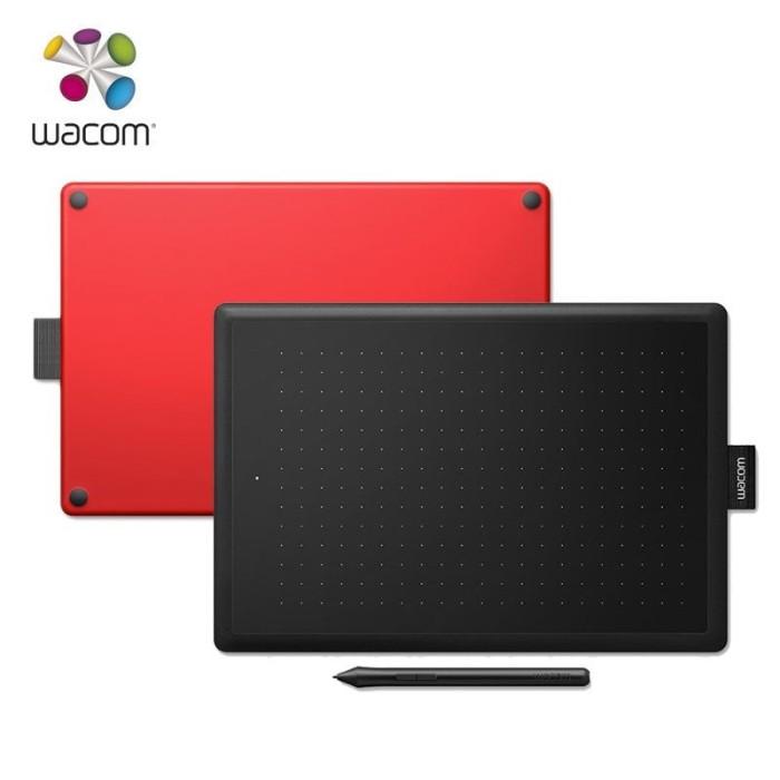 harga Wacom intuos ctl-472/k0 redwood small / wacom intuos / mouse Tokopedia.com