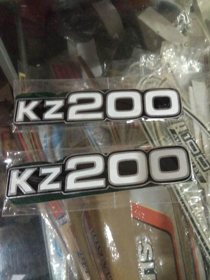 harga Emblem binter merzy kz200 Tokopedia.com