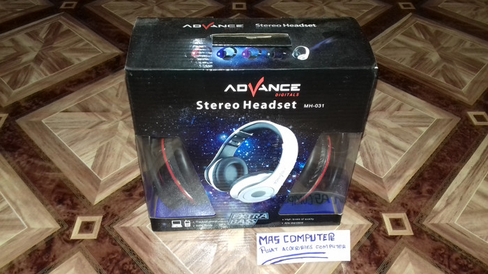 Headset Advance MH 031 Headset musik Super Bass