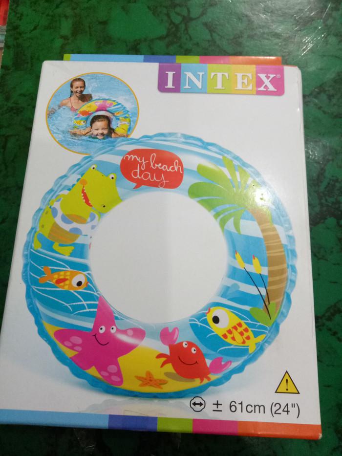 harga Ban renang anak motif ocean intex murah Tokopedia.com