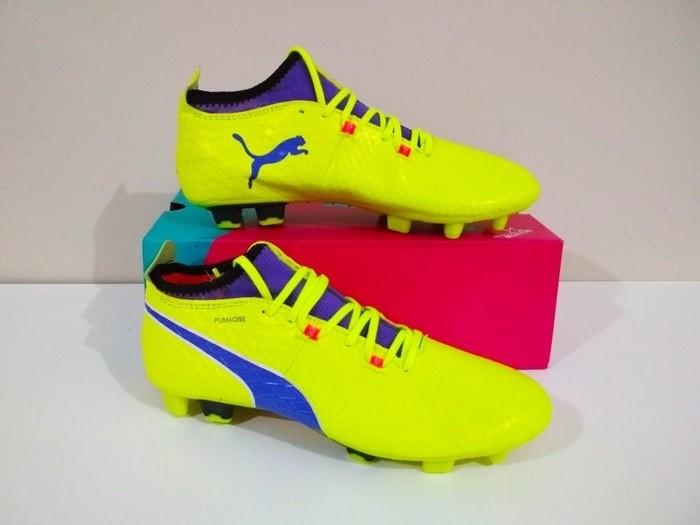 harga Sepatu bola / soccer puma yellow murah berkualitas Tokopedia.com