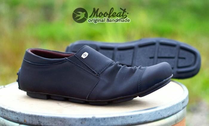 Jual Sepatu Slop Pria Moofeat Moccasin Wringkle Casual Termurah ... 901a7f8ad0