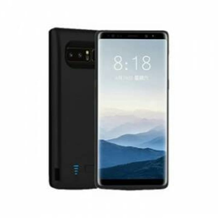 Foto Produk Samsung Galaxy Note 8 Power Case 6500mAh Powebank Case Casing Cover dari Bungkusbro