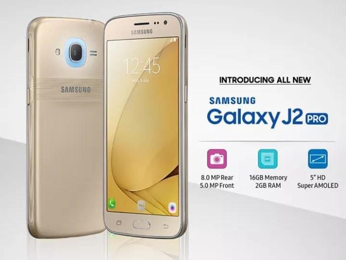Jual Hp Samsung J2 Pro 2018 Ram 1 5 Rom 16gb Garansi Resmi Galaxy
