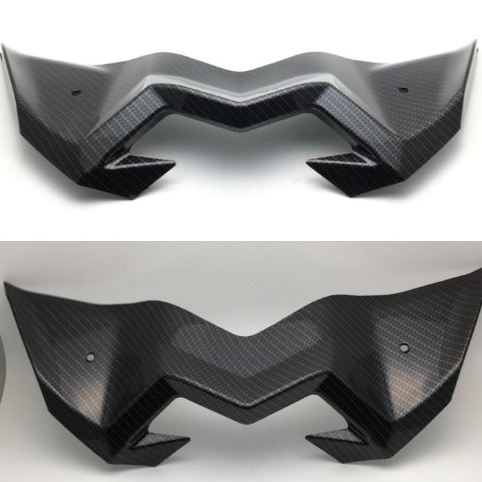 harga Aksesoris motor gaul winglet carbon kevlar yamaha aerox 155 nemo Tokopedia.com