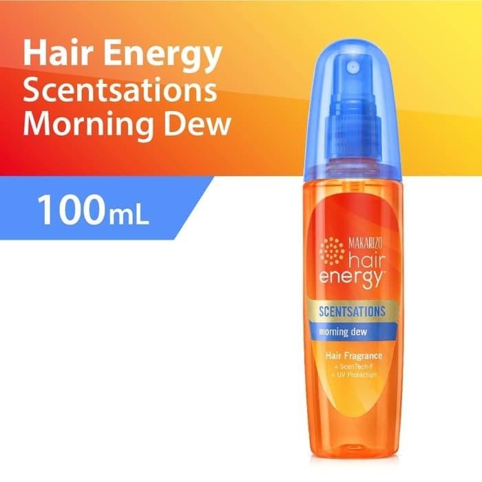 harga Hair energy scentsation morning dew 100 ml Tokopedia.com