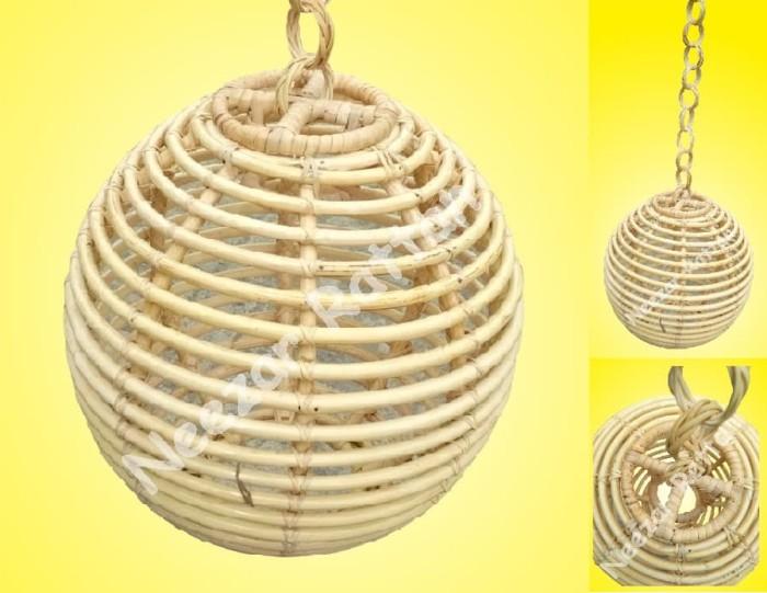 harga Kap lampion rotan, lampu hias gantung taman, tamu Tokopedia.com